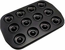 Donut Form Küche Backwerkzeuge, 12 Cavity