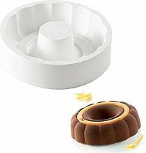 Donut Form Mousse Fondant Antihaft-Form Kuchen