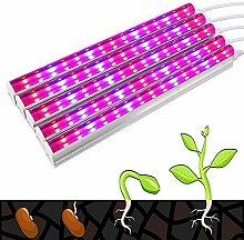 Doolland Led Pflanzenlampe,6W 5pcs Pflanzenlicht