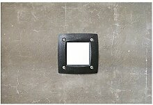 Dopo Devon-Einbaustrahler quadratisch Wand LED