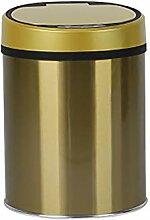 Doppel Barrel Runde Edelstahl Müllentsorger
