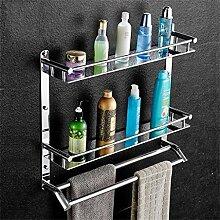 Doppel Handtuch 304 Edelstahl Mit Handtuchhalter