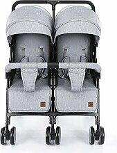 Doppel-Kinderwagen - Leichtgewichtiger