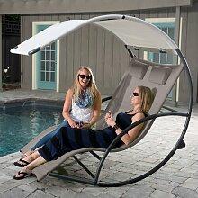 Doppel-Sonnenliege Briana Garten Living