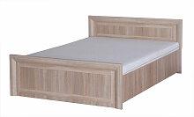 Doppelbett Dagana 21 inkl. Lattenrost, Farbe: