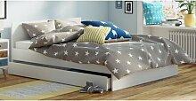 Doppelbett mit Stauraum Katy