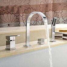 Doppelgriff Waschbecken Wasserhahn Bad Wasserhahn