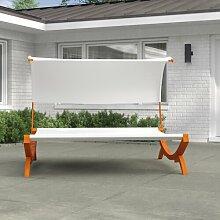 Doppelhängematte Selvidge mit Kissen Garten Living