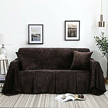 Doppelseitig Kaschmir Sofabezug, Cover Protector