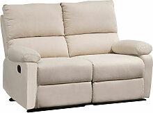 ® Doppelsofa Relaxliege Relaxsessel verstellbare