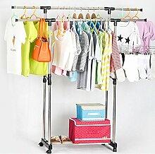 Doppelstange Garderobenständer Kleiderständer
