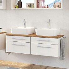 Waschtisch Mit Unterschrank 120 Cm Günstig Online Kaufen Lionshome