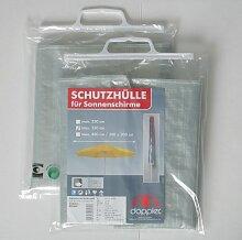 Doppler Schutzhülle Ampelschirme 300cm Polyester weiß