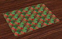 Dor675ser Diatom Matte, Weihnachtsmotiv,