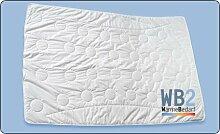 dormabell Zudecke Klimafaser Edition WB2 WärmeBedarf2 155/220 cm