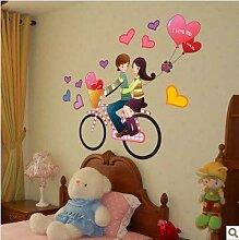 Dormitory Wand Aufkleber Papier Applique