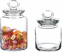 Dose küche glas mit Deckel Kitchen 1000ml 1Stück