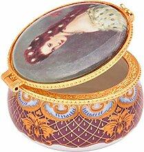 Dose - Sisi - aus feinstem Porzellan | Kaiserin