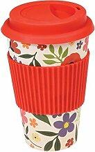Dotcomgiftshop Eco Coffe Cup 26628 Coffee to Go -