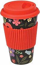 dotcomgiftshop Eco Coffe Cup 26630 Coffee To Go -