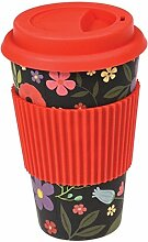 dotcomgiftshop Eco Coffe Cup 26630 Coffee To Go -
