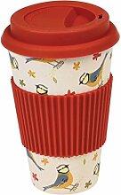 dotcomgiftshop Eco Coffe Cup 26633 Coffee To Go -