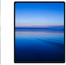 "Doubee Blau Sea Wellen Fleece Blanket Decke Kuscheldecke Wolldecke 50"" x 60"",127cm X 152cm"