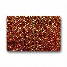 DOUBEE Design Fliesen Mosaik Fussmatte Schmutzmatte Fußabstreifer Garten Nach Hause 46cm X 76cm