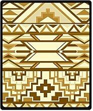 """Doubee Indian Tribal Patterns Fleece Blanket Decke Kuscheldecke Wolldecke 50"""" x 60"""",127cm X 152cm"""