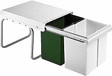 Double 7 Abfallsammler / Trennsystem / Mülleimer