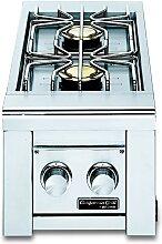 Double side burner Built-In + FS anbaubar