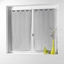 Douceur d'Intérieur, Fenster-Gardinen, mit
