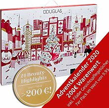 Douglas Beauty Adventskalender 2020 -EXKLUSIV