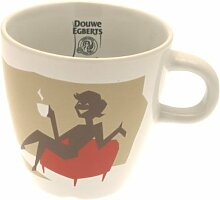 Douwe Egberts Design Tasse Kaffee Becher