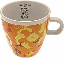 Douwe Egberts Kaffeebecher Becher Kaffeetasse