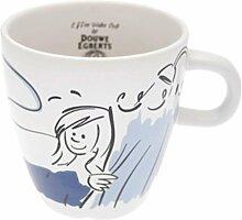 Douwe Egberts Kaffeebecher, Kaffee Becher,