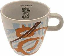 Douwe Egberts Kaffeebecher Kaffeetasse Limitierte