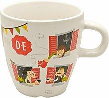 Douwe Egberts Kaffeebecher Neighbours Kaffee