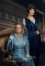 Downton Abbey – Film Poster Plakat Drucken Bild
