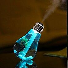 DOXUNGO Luftbefeuchter USB Luftbefeuchter Sieben Farbwechsel Im Winter zu Hause Retro Mini Luftbefeuchter
