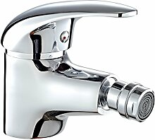 DP bath Bidetarmatur, 1 Stück, Silber, Naranjo bide