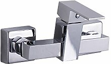 DP bath Wannenfüllarmatur, 1 Stück, Silber, Arce
