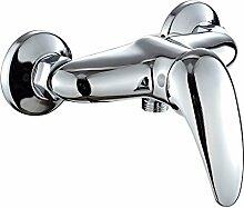 DP bath Wannenfüllarmatur, 1 Stück, Silber, Naranjo ducha