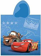 DP Cars Badeponcho/Badetuch Handtuch mit Kapuze