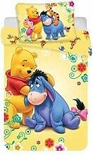 DP Disney Winnie Pooh Baby Bettwäsche 100x135 cm,