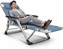 DPPAN Klappbar Relaxliege Liegestühle Faltbett