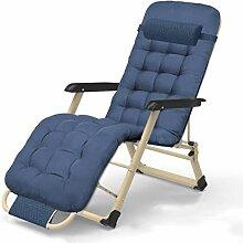 DPPAN Klappbar Verstellbar Relaxliege Liegestühle