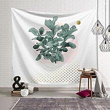 DQLREW Tapisserie Wandtuch Wandkunst Dekoration