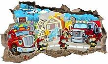 DQPCC Wandtattoos Kinderzimmer Wandbehang Wand