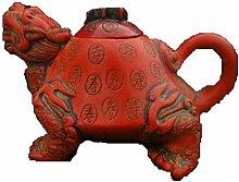 DQQQ Chinesische verzierte Drachenschildkröte